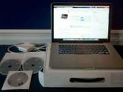 Apple Macbook pro 13.3″2.26Ghz-4 GB RAM-320GB..$500